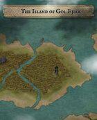The Island of Gol Ejikk