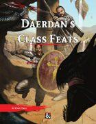 Daerdan's Class Feats