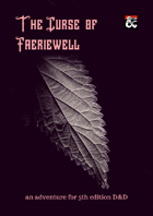 The Curse of Faeriewell
