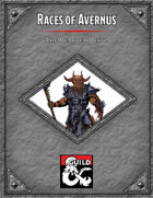 Races of Avernus: The Bearded Devil