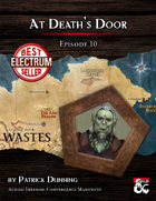 AE01-10 At Death's Door by Patrick Dunning