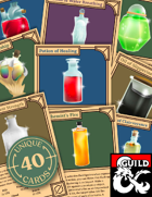 Potions & Liquids Digital Handout Pack