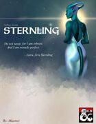 Sternlings - Varient Tiefling  5e