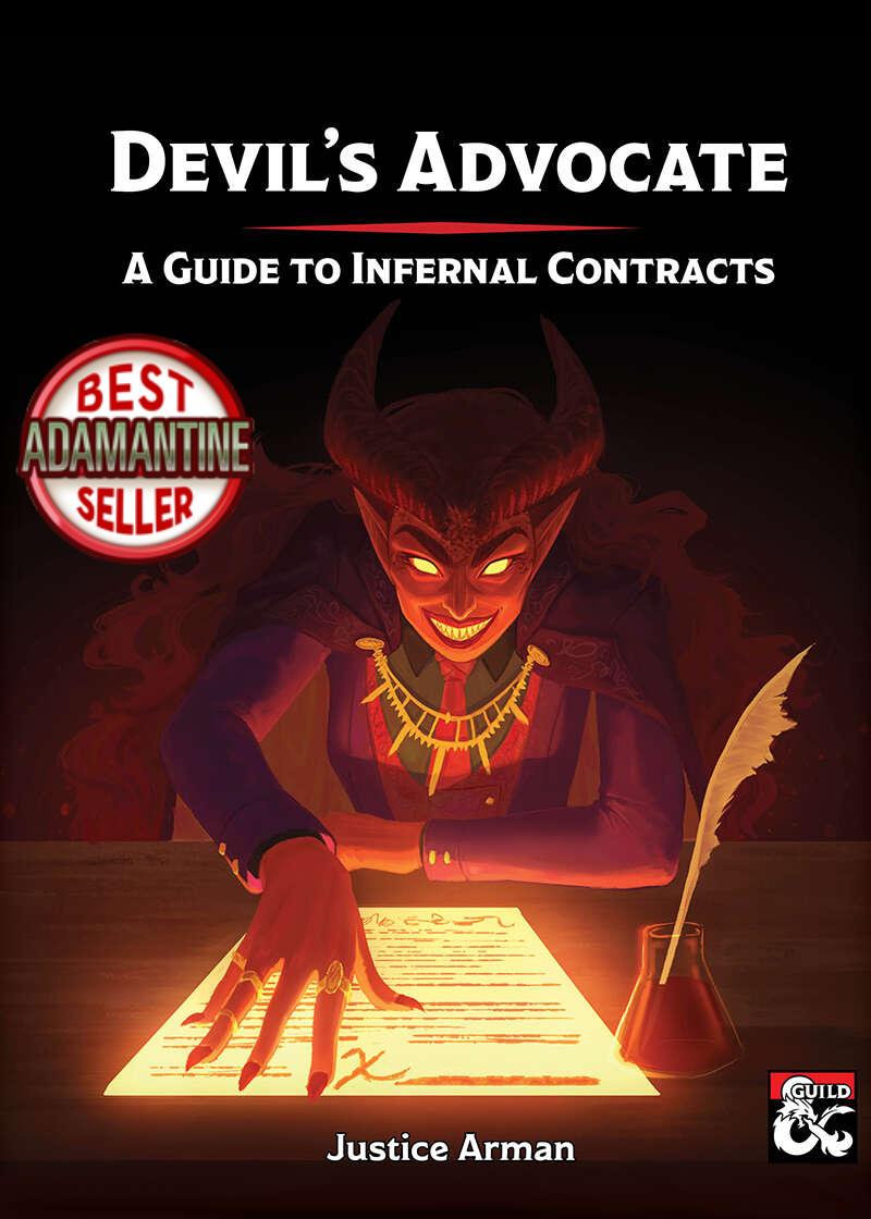 Devil's Advocate Cover