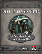 Oath of the Sin Eater