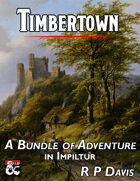 Timbertown - Adventure & Setting Bundle! [BUNDLE]