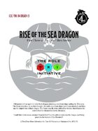 CCC-TRI-34 Rise of the Sea Dragon (Part Three of the Dead Men Series)