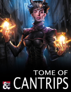 Tome of Cantrips (5e)