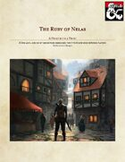 The Ruby of Nelas