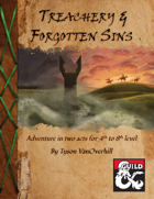 Treachery and Forgotten Sins