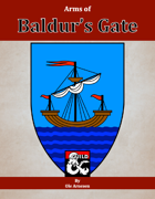 Arms of Baldur's Gate