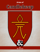 Arms of Candlekeep