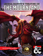 Kendal Santor's Treatise on the Mournland (Fantasy Grounds)