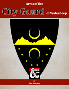 Arms of the City Guard of Waterdeep