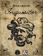 Inquisitor - Background