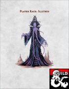 Player Race: Illithid