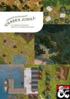 Eberron Battlemaps - Q'Barra Jungle