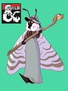 Lepidoptera: a mothman inspired race for D&D 5E
