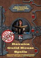 Ravnica Guild House Spells