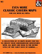 M3 Even More Classic Cavern Maps