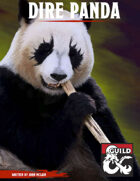 The Dire Panda
