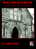 Maleficarum Chapter 1 - The Chapel