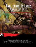 Inflicting Injuries