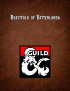 Beastfolk of Vattenlanda