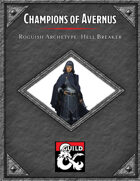 Champions of Avernus: Hell breaker