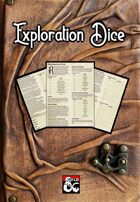 Exploration Dice