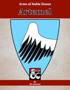 Arms of House Artemel