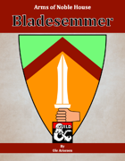 Arms of House Bladesemmer