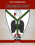 Arms of House Cassalanter