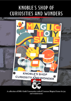 Knoble's Shop of Curiosities and Wonders - Charity Item Collection (5e)