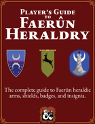Player's Guide to Faerun Heraldry