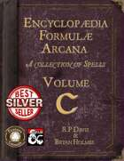 Encyclopaedia Formulae Arcana - C (Fantasy Grounds)