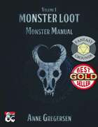 Monster Loot Vol. 1 – Monster Manual (Fantasy Grounds)