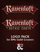 Ravenloft logo pack