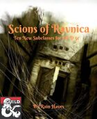 Scions of Ravnica