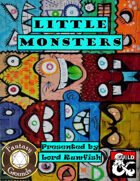 Little Monsters (Fantasy Grounds)