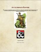 An Alternate Ranger
