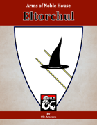 Arms of House Eltorchul
