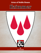 Arms of House Ilzimmer