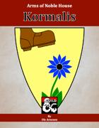 Arms of House Kormalis