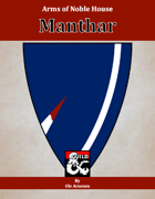 Arms of House Manthar
