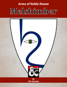 Arms of House Melshimber