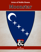 Arms of House Moonstar