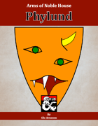 Arms of House Phylund