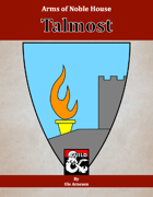Arms of House Talmost