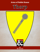 Arms of House Thorp